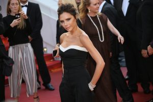 Victoria Beckham Launches New Make-Up Range