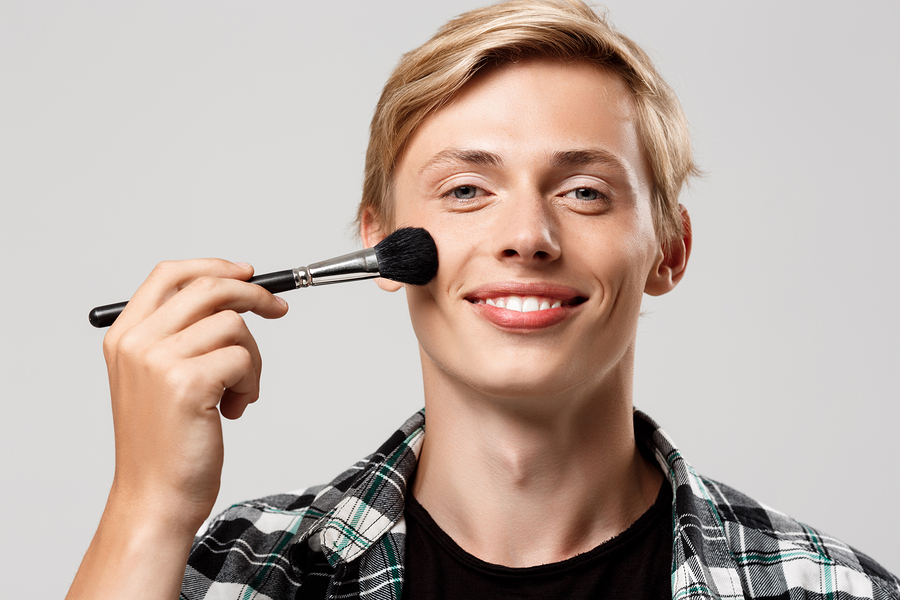 Are More Men Becoming Make-Up Addicts?