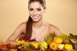 4 Beauty Secrets From The Pumpkin Patch
