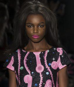British Model Shares Beauty Tips