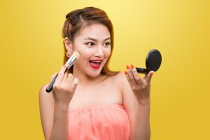 Beauty Trend Alert: Yellow Blush