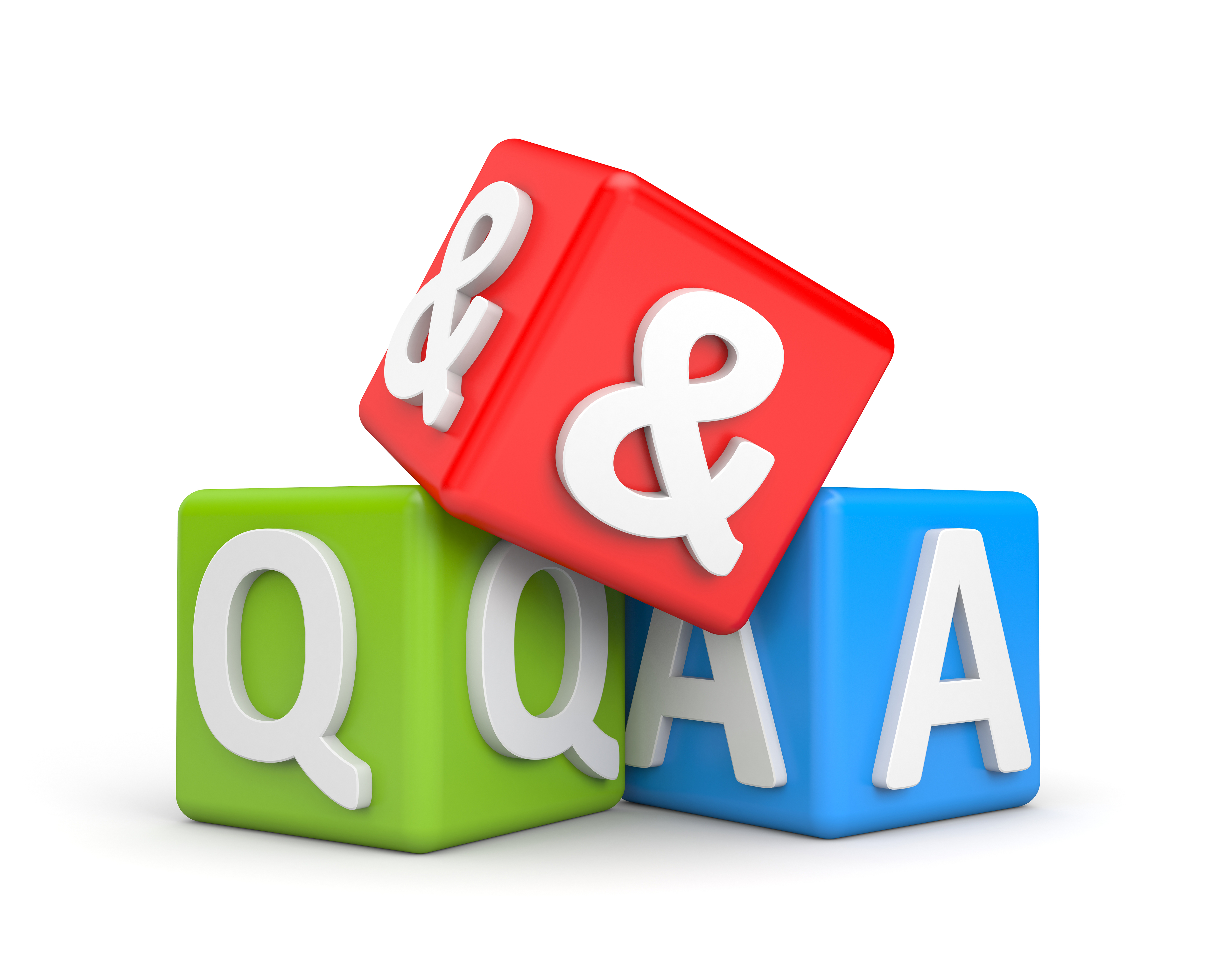 Questions and answer logo - Advanced Aesthetics Training